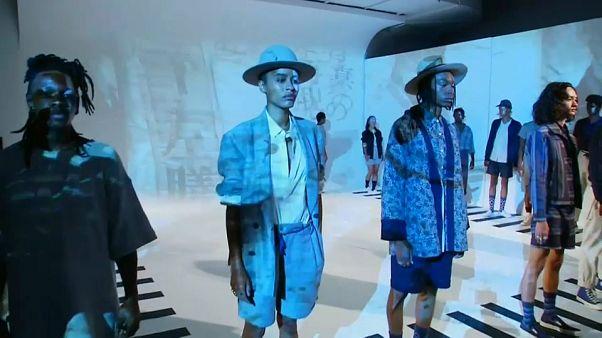 Top départ de la New York Fashion week