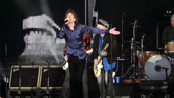A Rolling Stones sikere ma is nagy üzlet