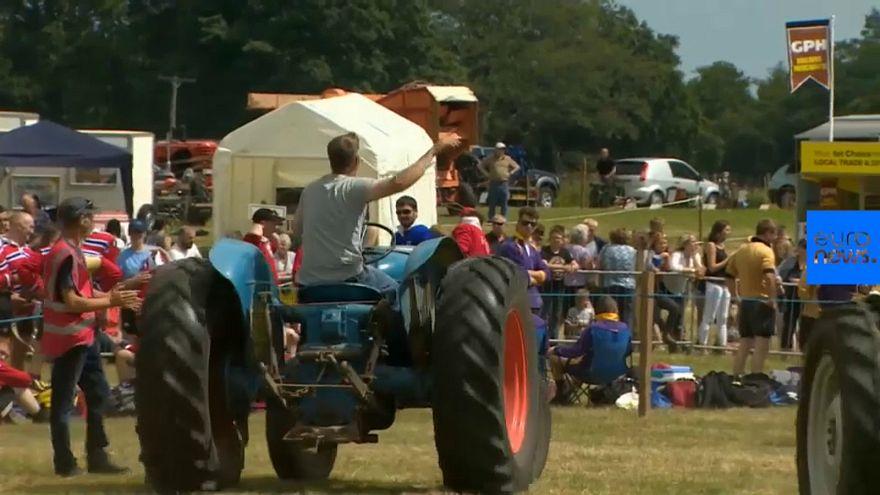 iskoçya, traktör futbolu, iskoç çiftçiler