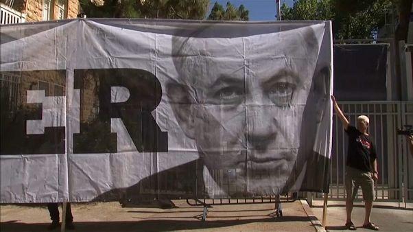 İsrail'de yolsuzluk soruşturması büyüyor: Başbakan Netanyahu yeniden ifade verdi
