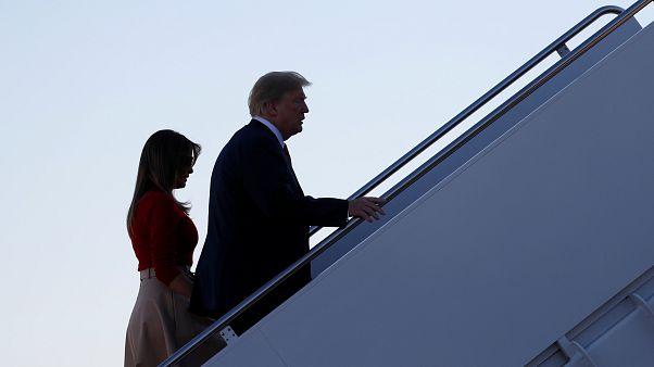 Tensioni USA-UE: la lunga settimana europea di Donald Trump