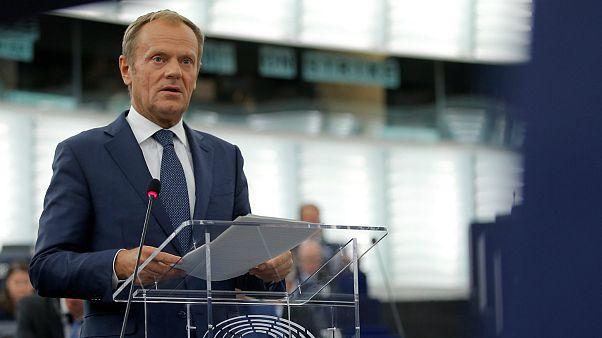 رئیس شورای اروپا: «آمریکای عزیز، قدر متحدانت را بدان، که زیاد هم نیستند»