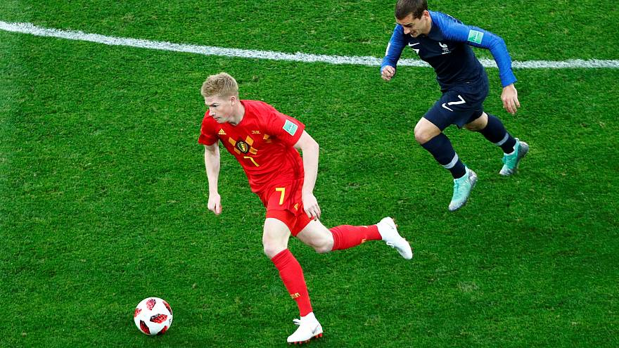 World Cup: France are through to the final after beating Belgium 1-0