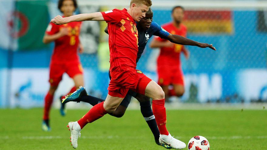 Francia acaba con el sueño de Bélgica y alcanza la final del Mundial