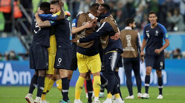 كأس العالم 2018: فرنسا تقهر منتخب الشياطين الحمر وتتأهل لنهائي مونديال روسيا