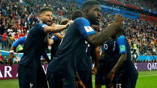 Μουντιάλ 2018: Στον τελικό η Γαλλία μετά από 12 χρόνια