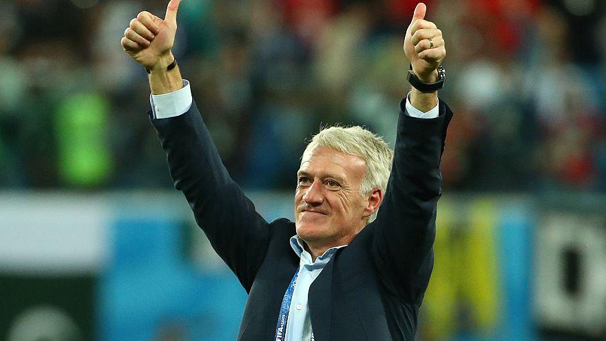 """Frankreich schlägt Belgien mit 1:0 - """"Les Bleus"""" im Finale der WM"""