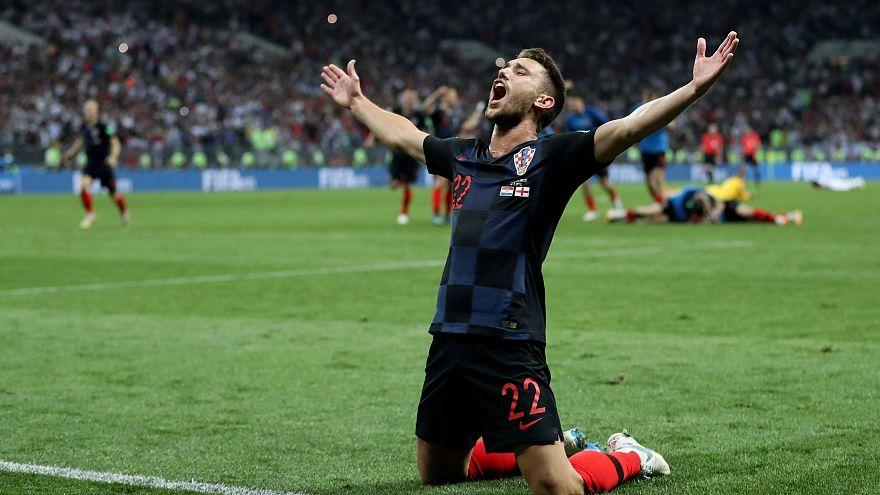 Kroatien zieht nach 2:1-Sieg gegen England ins WM-Finale ein