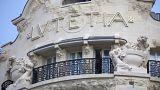 A Paris, le Lutetia a retrouvé son lustre d'antan