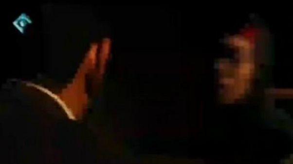 صحنه ای از مستند «بیراهه»