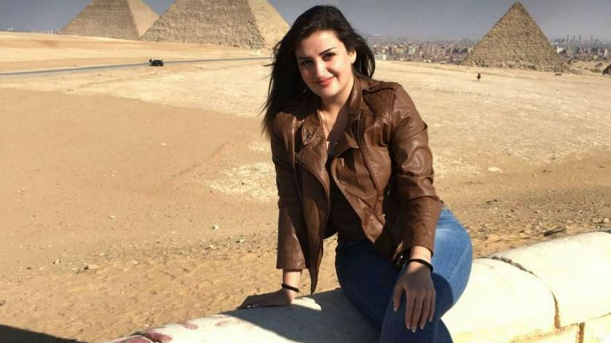 Lebanese woman jailed in Egypt for Facebook video post
