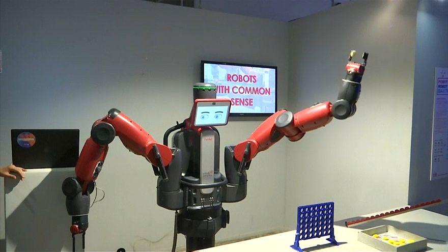 الروبوت باكستر