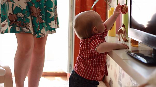 A third of Brits think mothers of pre-school children should stay at home