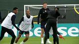 Inglaterra y Croacia confían en jugar la final contra Francia
