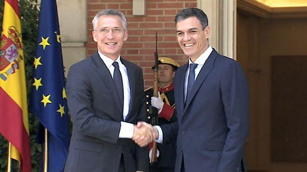 España defenderá su contribución a la OTAN