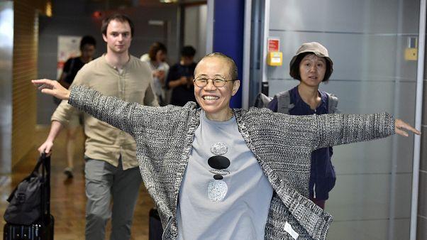 Κίνα: Εγκατέλειψε τη χώρα η χήρα του αντιφρονούντα Σιαομπό