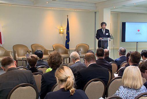 Συμφωνία οικονομικής εταιρικής σχέσης μεταξύ ΕΕ και Ιαπωνίας
