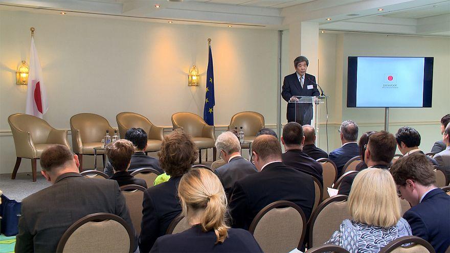 اتفاق الشراكة بين الاتحاد الأوروبي واليابان سيوفر على رجال الاعمال مليار يورو سنوياً