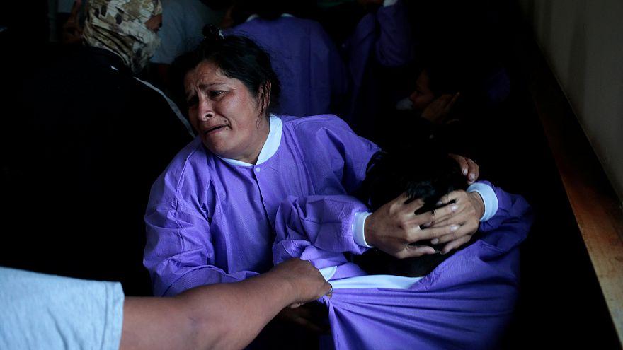 """Nicaragua: """"Wütender Mob"""" verletzt Weihbischof und Journalisten"""