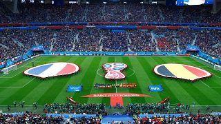 فرانسه با شکست بلژیک به فینال جام جهانی روسیه راه یافت