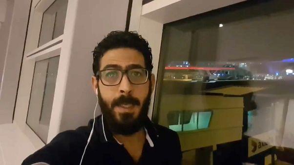 La storia dell'uomo bloccato in aeroporto