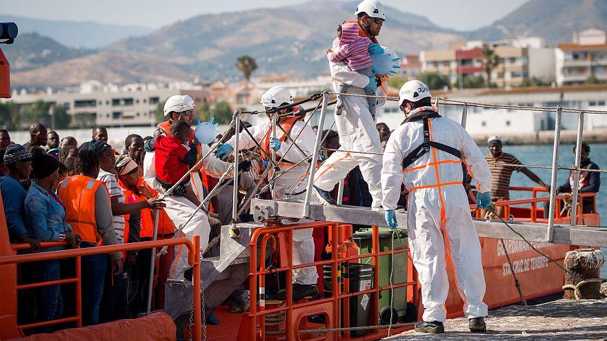 España va a superar a Italia como puerta de entrada a Europa para los migrantes