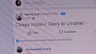 Shitstorm gegen FIFA nach 15.000 € Geldstrafe wegen Pro-Ukraine-Slogan