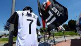 Football : le quintuple Ballon d'or Cristiano Ronaldo signe à la Juventus Turin