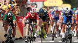 Gaviria impone su sprint en la cuarta etapa del Tour