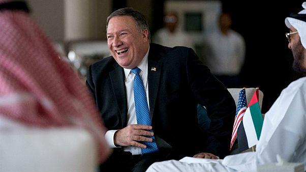 مایک پومپئو، وزیر خارجه آمریکا