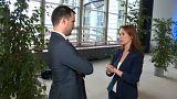 Ο Αλέξης Χαρίτσης στο euronews για την μεταμνημονιακή εποχή