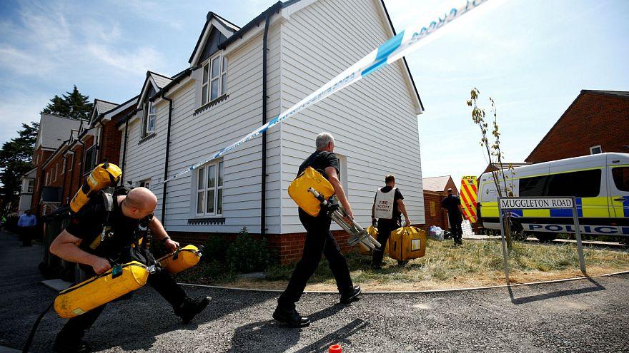 British Novichok survivor Charlie Rowley regains consciousness
