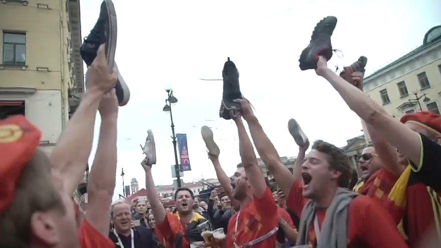 Mondiali: la grande attesa dei tifosi francesi e belgi