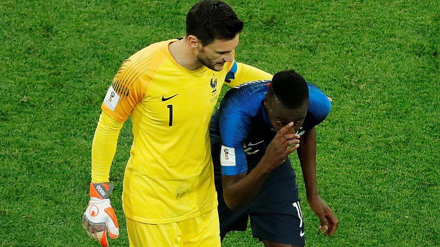 Racisme d'un député iranien contre l'équipe de France de football