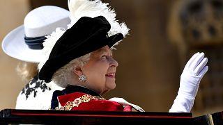 ABD Başkanı Trump'ın Kraliçe ziyareti polemiksiz geçti