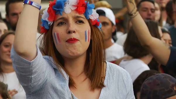 Μουντιάλ: Στους δρόμους οι Γάλλοι για την πρόκριση στον τελικό!