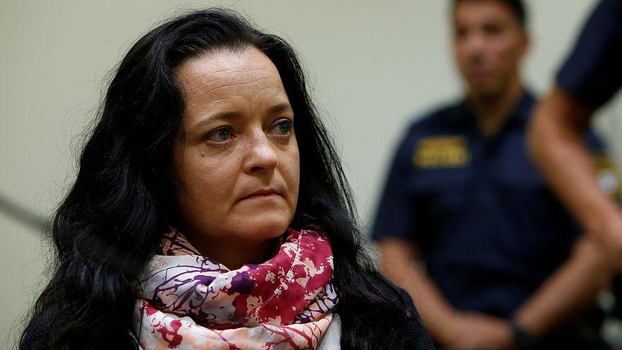 NSU-Prozess: Lebenslange Haft für Beate Zschäpe