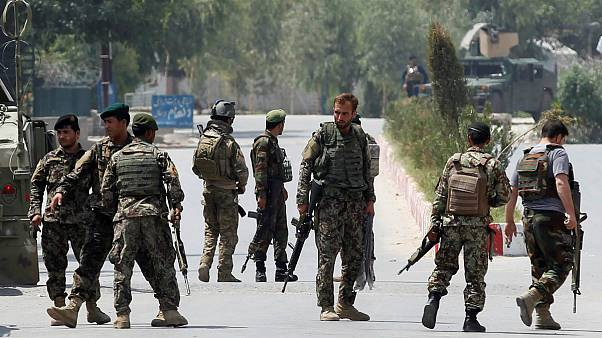 محل حمله روز چهارشنبه در شهر جلال آباد افغانستان