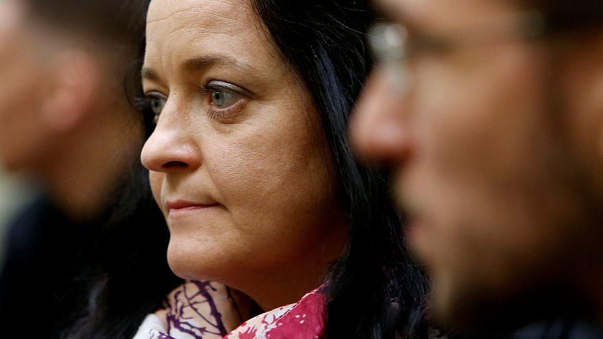 Életfogytiglanit kapott a német neonáci per fővádlottja