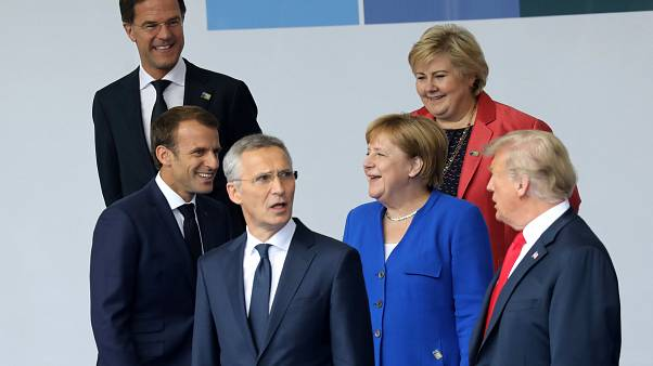 NATO chief warns against isolating Russia
