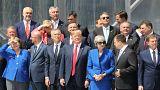 Rusia y el dinero, temas centrales de la cumbre de la OTAN