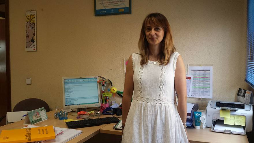 #Europeanheros: the social worker who carries every case in her heart