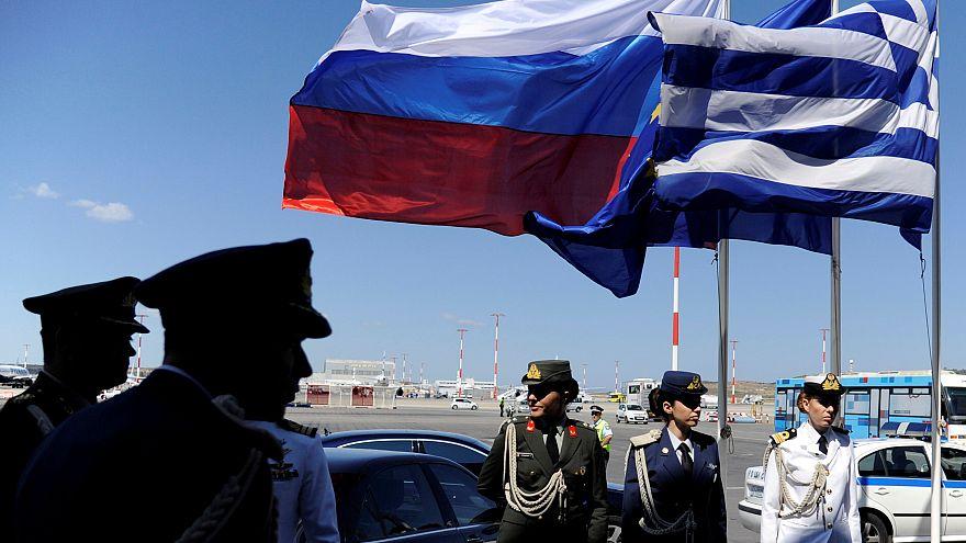 Orosz diplomatákat utasít ki Görögország