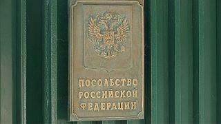 Athène expulse des diplomates russes