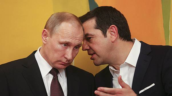 Greece to 'expel Russian diplomats' over FYR Macedonia deal