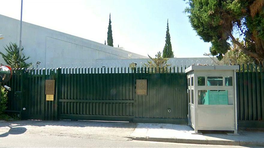 Athen weist russische Diplomaten aus