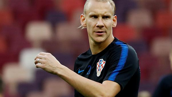 "Croatia's Domagoj Vida apologises for ""Glory to Ukraine"" video"