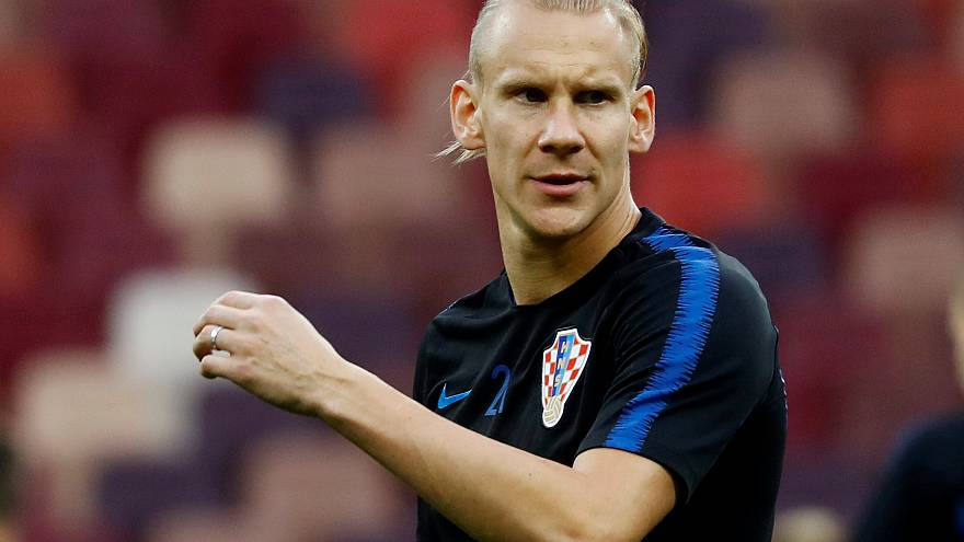 "Croatia's Domagoj Vida apologises for ""Glory to Ukraine"" video"