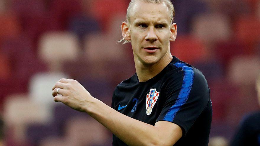 Croatias Domagoj Vida Apologises For Glory To Ukraine Video