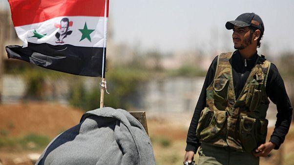پیروزیهای تازه ارتش سوریه بر داعش و شورشیان